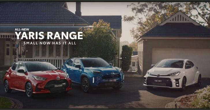 Toyota Yaris 形象廣告在澳洲禁播,原因居然是車子超速?