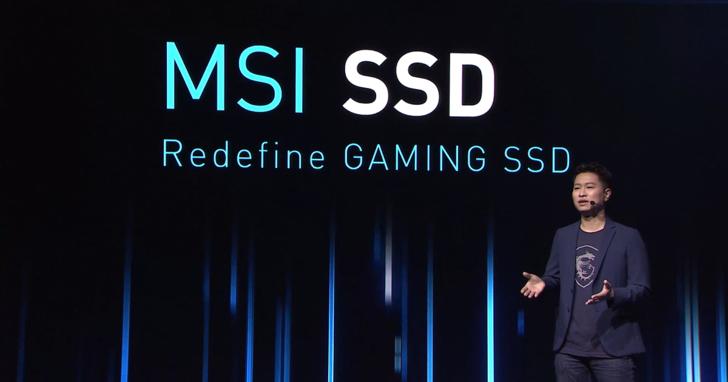 微星於 CES 2021 發表眾多新品,自有品牌 SSD、Z590 GODLIKE 主機板登場