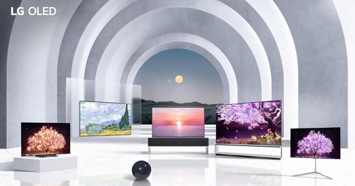 LG 發表一系列 OLED、QNED Mini LED 和 NanoCell 旗艦電視,全面採用 webOS 6.0 作業系統