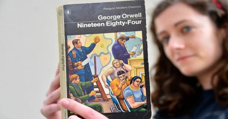 美國科技巨頭聯手封殺川普社群帳號後,小說《1984》重登亞馬遜排行榜第一名