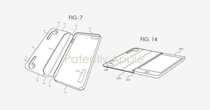 用iPhone手機殼帮AirPods充電?來看看蘋果的最新專利