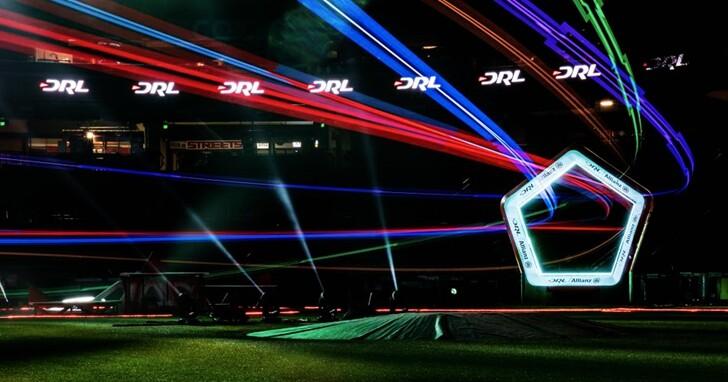 最科幻的賭博!當無人機競速走進博彩業,美國年輕人玩瘋了