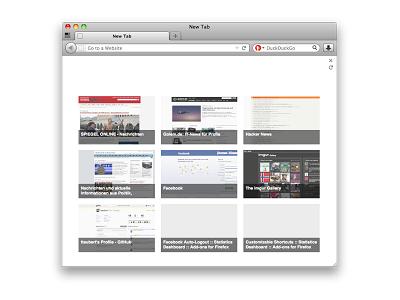 Firefox 13 將加入新分頁功能,下載 Firefox 12 搶先試玩