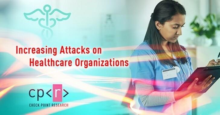 疫情再起導致醫療機構網路攻擊遽增,Check Point提出五大防範建議