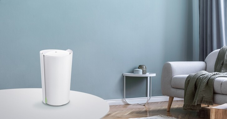 TP-Link Deco X90 Mesh Wi-Fi 路由器在台上市,搭載全新 AI 演算法,因地制宜改善傳輸品質