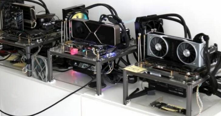 NVIDIA考慮重啟「挖礦」產線,生產挖礦專用顯卡