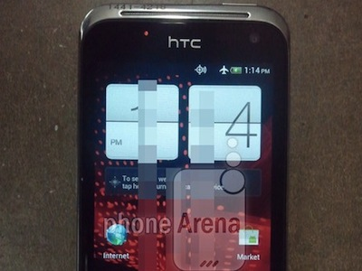 HTC 首款 Android 4.0 原生機 Incredible 3 曝光