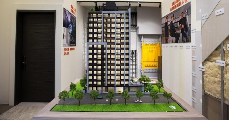 口碑營造廠打造「宏廷富山滙」已購住戶超放心