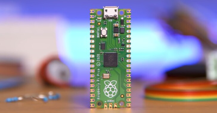 Raspberry Pi家族新成員,Raspberry Pi Pico只需美金4元!