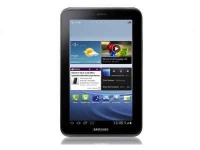 Samsung 發表 Galaxy Tab 2,7吋、原生 ICS Android 4.0