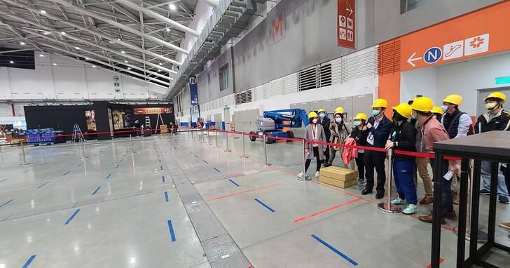 台北電玩展不停辦,主辦單位:增設兩大防疫排隊區並採實名制入場