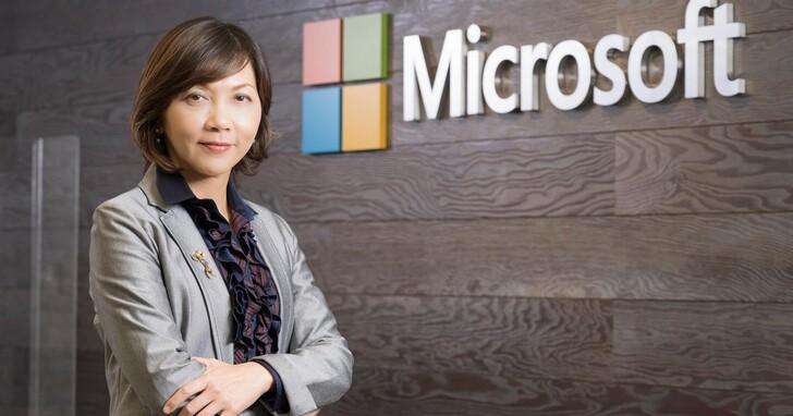 台灣微軟首席營運長由陳慧蓉接任,成為近10年來首位本土出身營運長