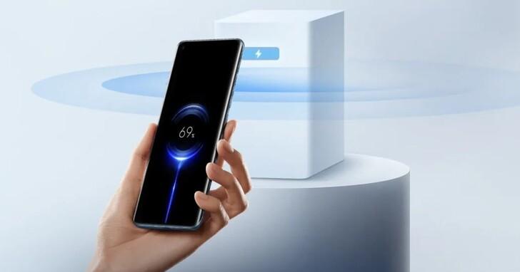 小米發表隔空充電技術!「幾公尺以內」可馬上充,以後手機、手錶就再也不用找充電盤了