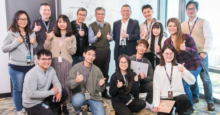 微軟再徵百名研發人才,推動台灣成為全球技術研發重要據點