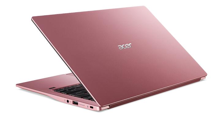 Acer Swift 3 推出過年優惠 22,990 元,再送 1,000 點 LINE Points