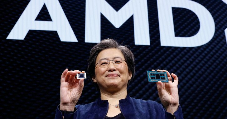 勢頭正好 AMD 的下一步,台積電這座山還靠不靠?