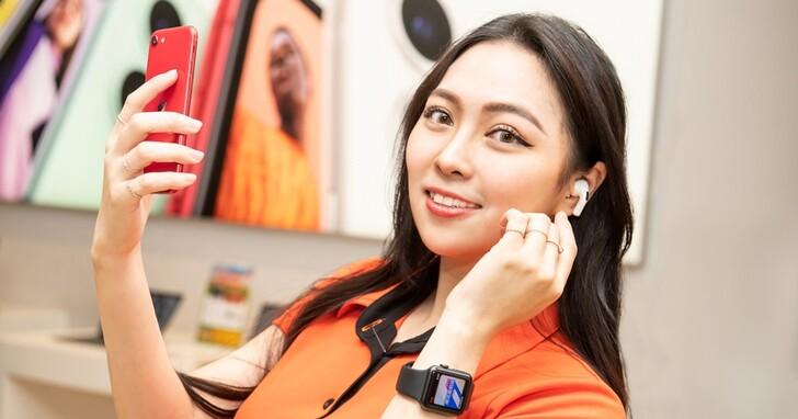 德誼新年優惠:買 Apple Watch 送充電器、加價換錶帶