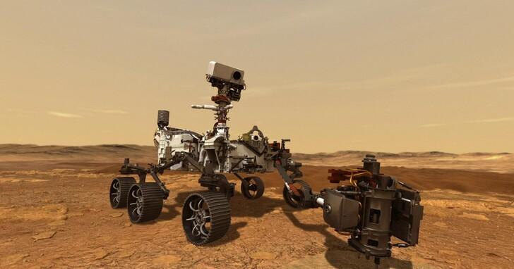 毅力號歷經「恐怖七分鐘」登陸火星,首要目標為確定火星上是否曾有生命