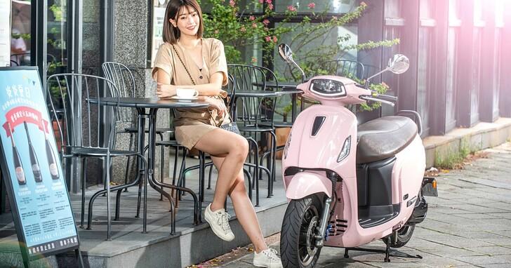 台北市民限定優惠,2月底前 PGO Ur1 電動車 58,800 元起就可購入