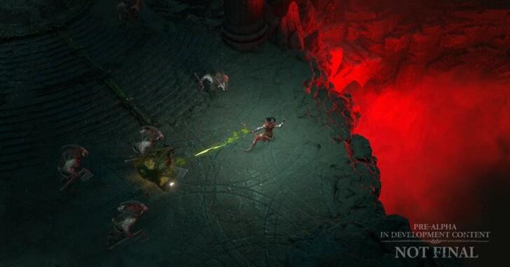 暴雪依然未公開《暗黑破壞神 IV 》上市時間,但透露新職業「俠盜」最新資訊