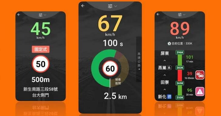 路上測速陷阱多,如何有效避開超速照相偵測?