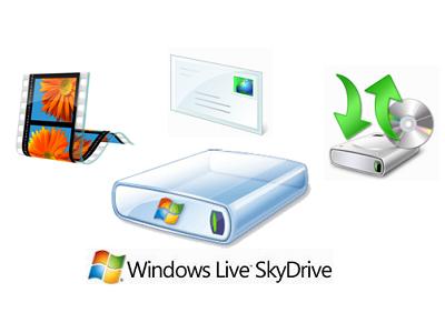 SkyDrive 將出現大容量付費版、以及 PC 和 MAC 桌面軟體