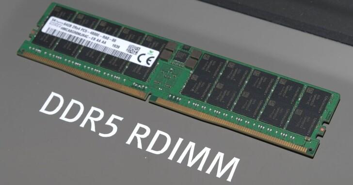 技術領先?中國廠商 Asgard 推出最大 128GB 的 DDR5-4800 記憶體
