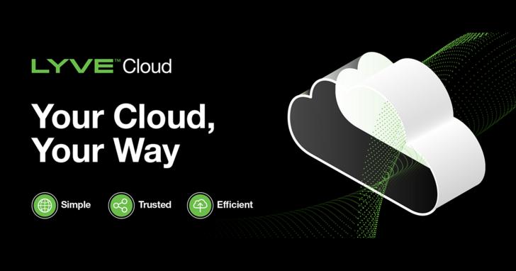 Seagate推出Lyve Cloud,滿足大容量資料儲存、啟用與管理需求