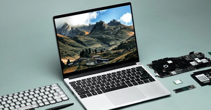 美國新創公司 Framework 推出模組化筆電,想要升級哪裡自己搞定