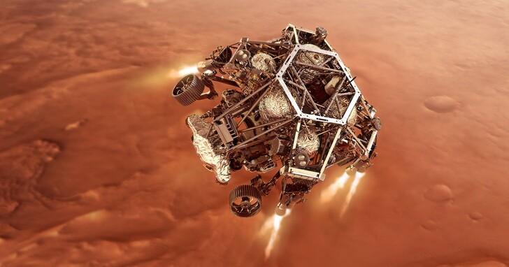 人類歷史上最貴的火星車!毅力號為什麼要27 億美元?