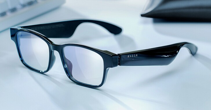 雷蛇推 Anzu 智慧眼鏡,整合藍牙耳機、可打電話聽音樂,價格僅台幣5,600元