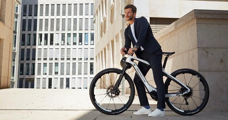 保時捷兩款電動自行車 eBike Sport & Cross 登山、公路都能跑,售價台幣 24萬似乎很超值?