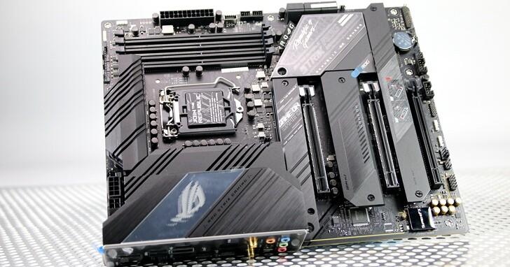 玩家共和國裡的優選主機板!ASUS ROG STRIX Z590-F GAMING WIFI效能實測