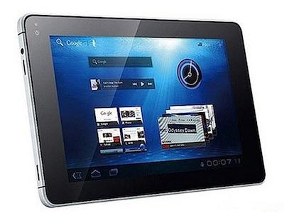 華為將於 MWC 發表能和 iPad 3 對抗的 MediaPad 10