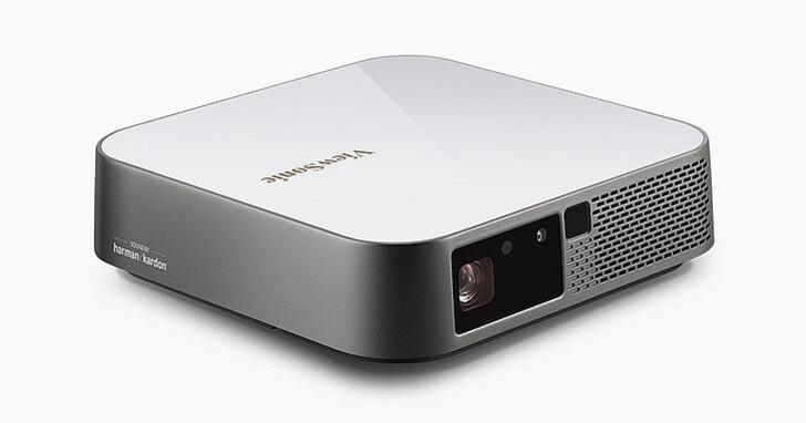 ViewSonic 發表 M2e 微型投影機,採用最新 ToF 技術,可實現一秒自動對焦
