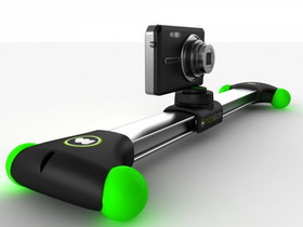 Mobislyder 袖珍小型推軌機,DC、iPhone 錄影利器