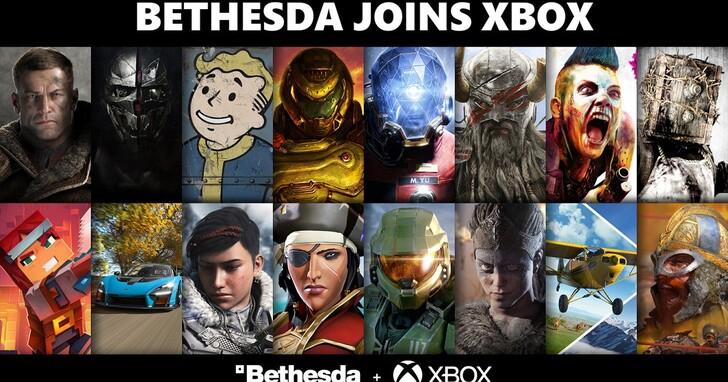 微軟完成收購 Bethesda,未來部分遊戲將會獨佔 Xbox 與 PC