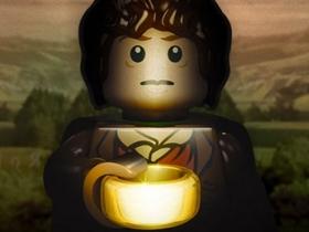 樂高 Lego 魔戒現身,超過萬片積木打造的魔戒場景、人物