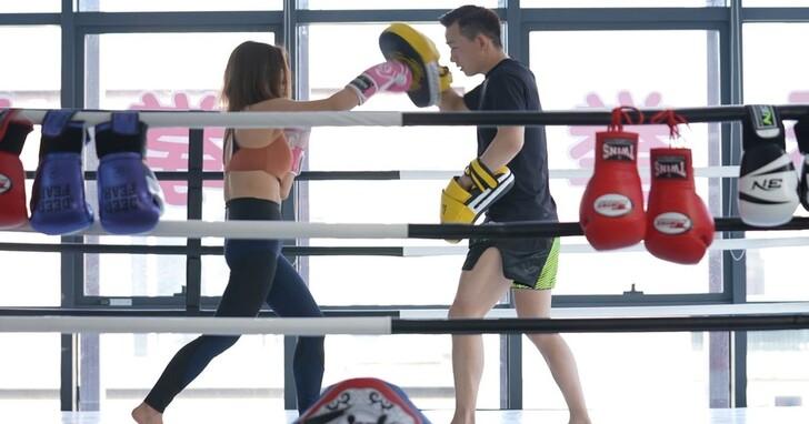 天貓上購買拳擊手套的女性翻倍,170萬男性下單瑜伽墊