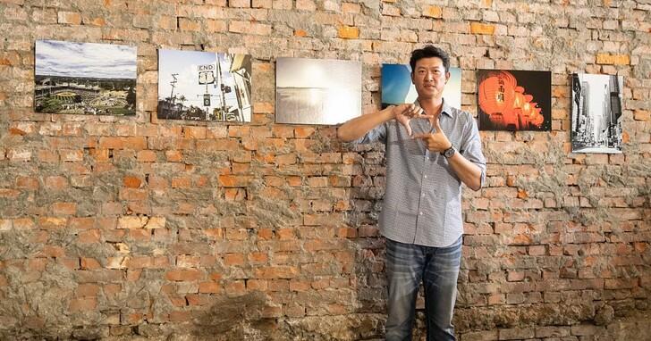 Wang's Life 王建民攝影展3月底登場 台南林百貨/台北大稻埕同步展出