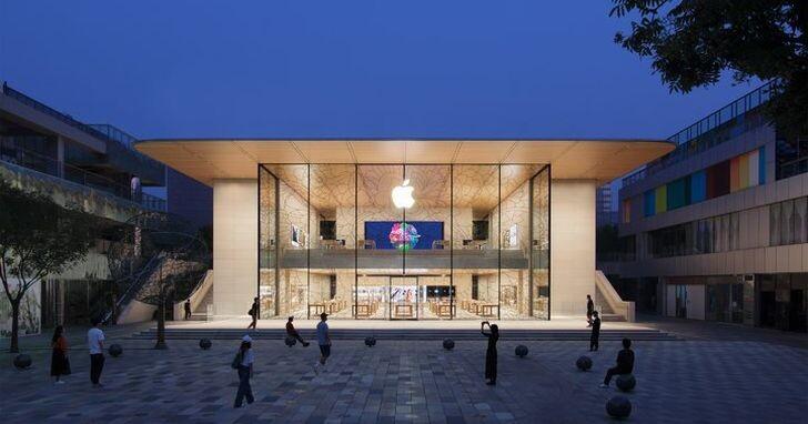 蘋果最「大」且獨一無二的非賣品:Apple Store 二十年進化史
