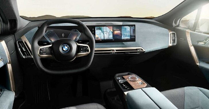 BMW iDrive 8.0 操作系統將登場,首發於電動車 i4 和 iX 車款