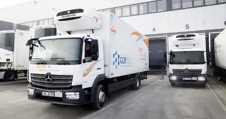 商用車電能轉型舉步維艱,歐盟 3.5 噸以上柴油貨卡仍佔 96% 銷售量
