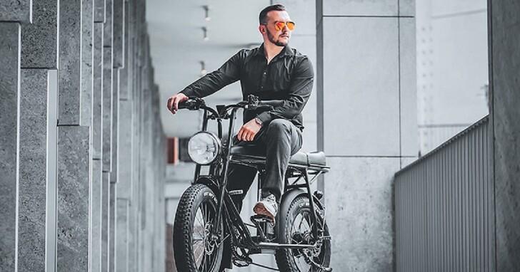 要價台幣 8 萬 5,德國 UNIMoke 電動自行車引進台灣