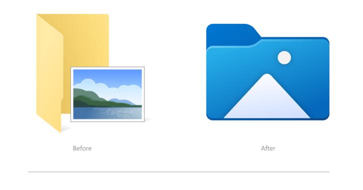 Windows 10 系統「黃色資料夾」將成為歷史,介面外觀大改版