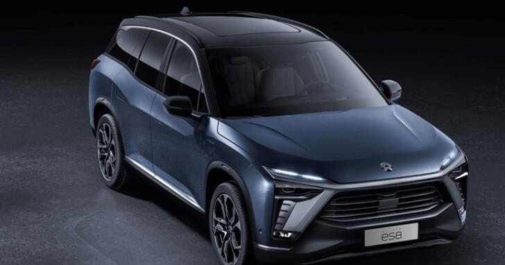車用晶片用光,中國蔚來汽車宣布暫時停產
