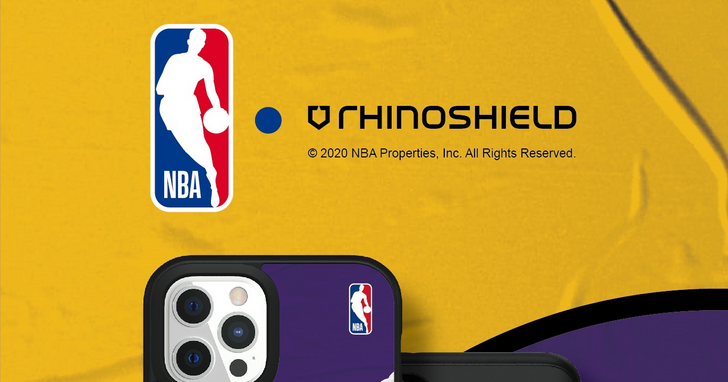 RhinoShield犀牛盾聯手NBA*明星隊推出手機保護殼進軍歐洲  NBA* X RhinoShield犀牛盾手機殼 即刻競逐防摔大三元