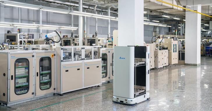全國首座5G智慧工廠亮相,遠傳催生台達商用生產線