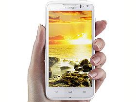 MWC 2012:Huawei 四核心手機,Ascend D quad 家族爆發