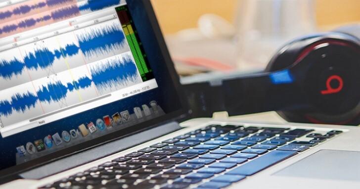 TwistedWave免費音訊剪輯軟體教學:支援多種音樂格式、雲端搞定免裝軟體